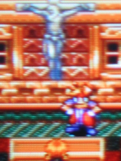 Terranigma never preaches but it does make you think