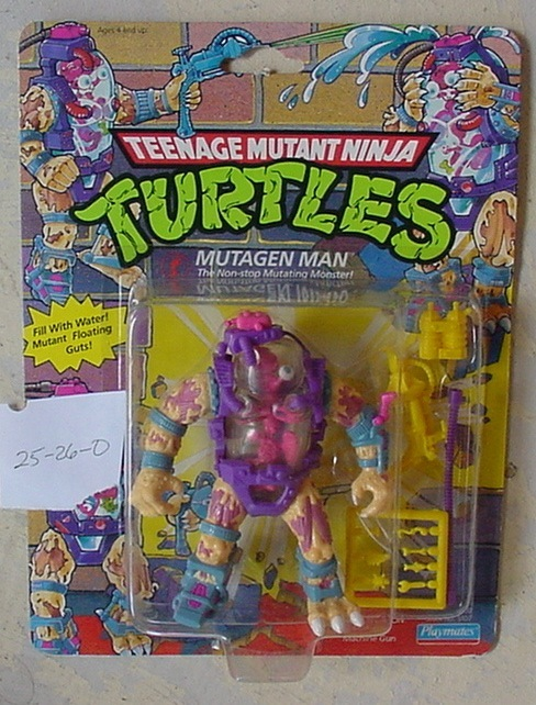 But I had a soft spot for Mutagen Man