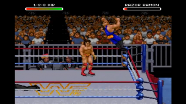 Finishing Move: Moonsault