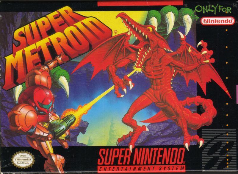 Pub & Dev: Nintendo   April 1994   24 MEGS