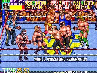 Wrestlefest was legendary back in 1991