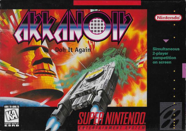 Pub: Nintendo | Dev: Taito | November 1997 | 4 MEGS