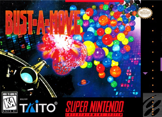 Pub & Dev: Taito | March 1995 | 4 MEGS