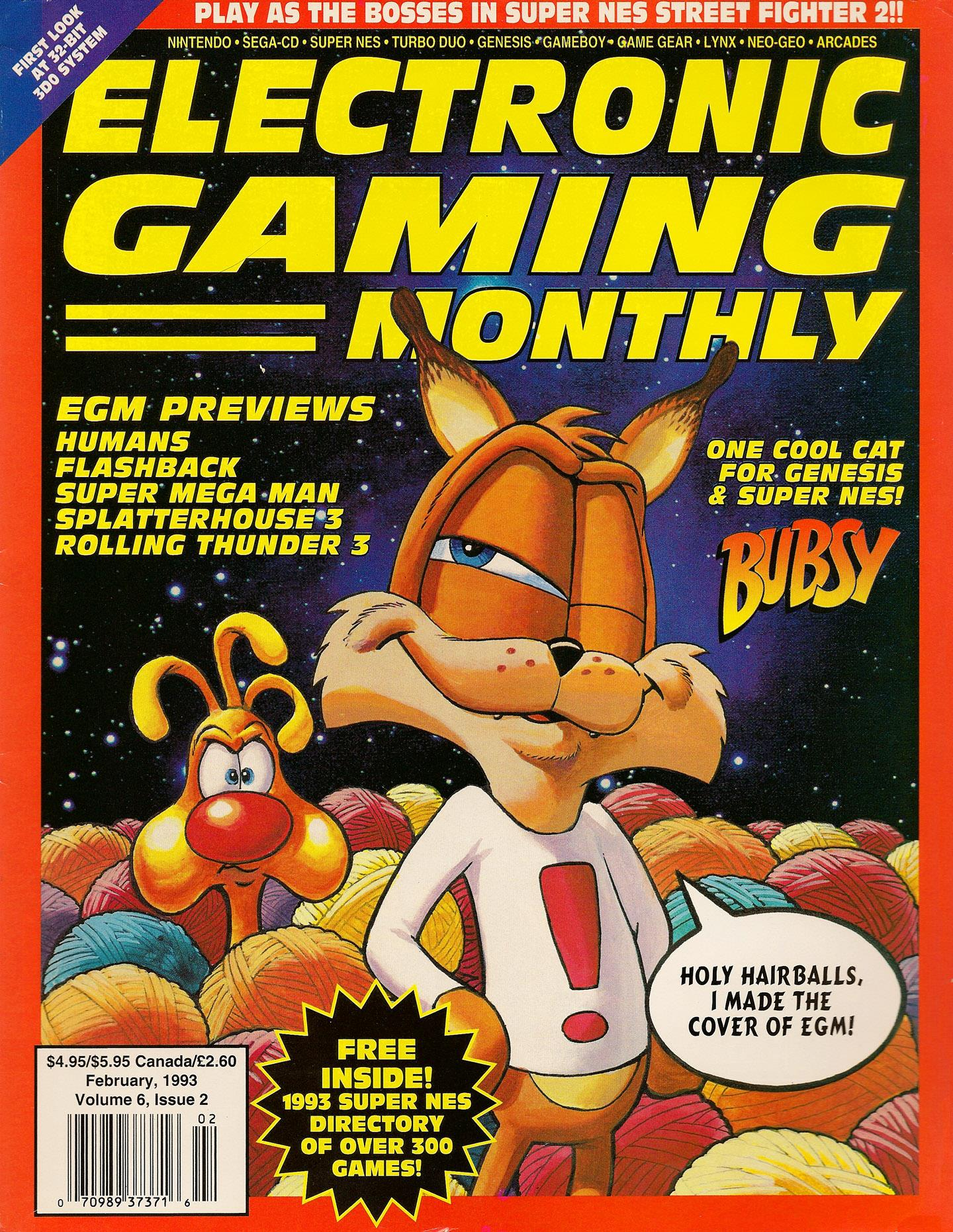 One of my favorite EGM issues ever!