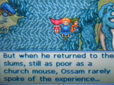 Ah, the slums. One of the best parts of Lennus II
