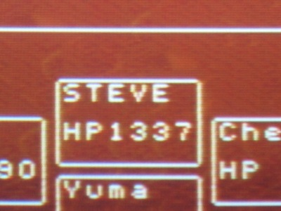Steve has unlocked 1337 status [It's only a game -Ed.]