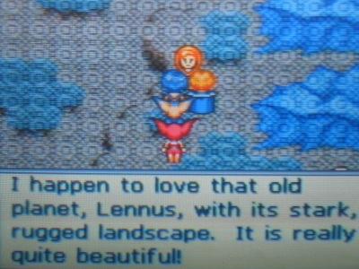 Aww. Good ol' Midia was always the sentimental type