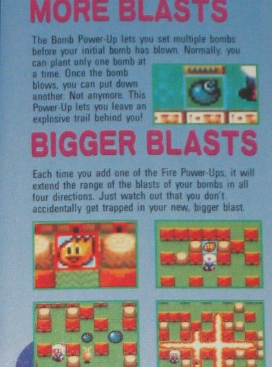 Here are some more power-ups