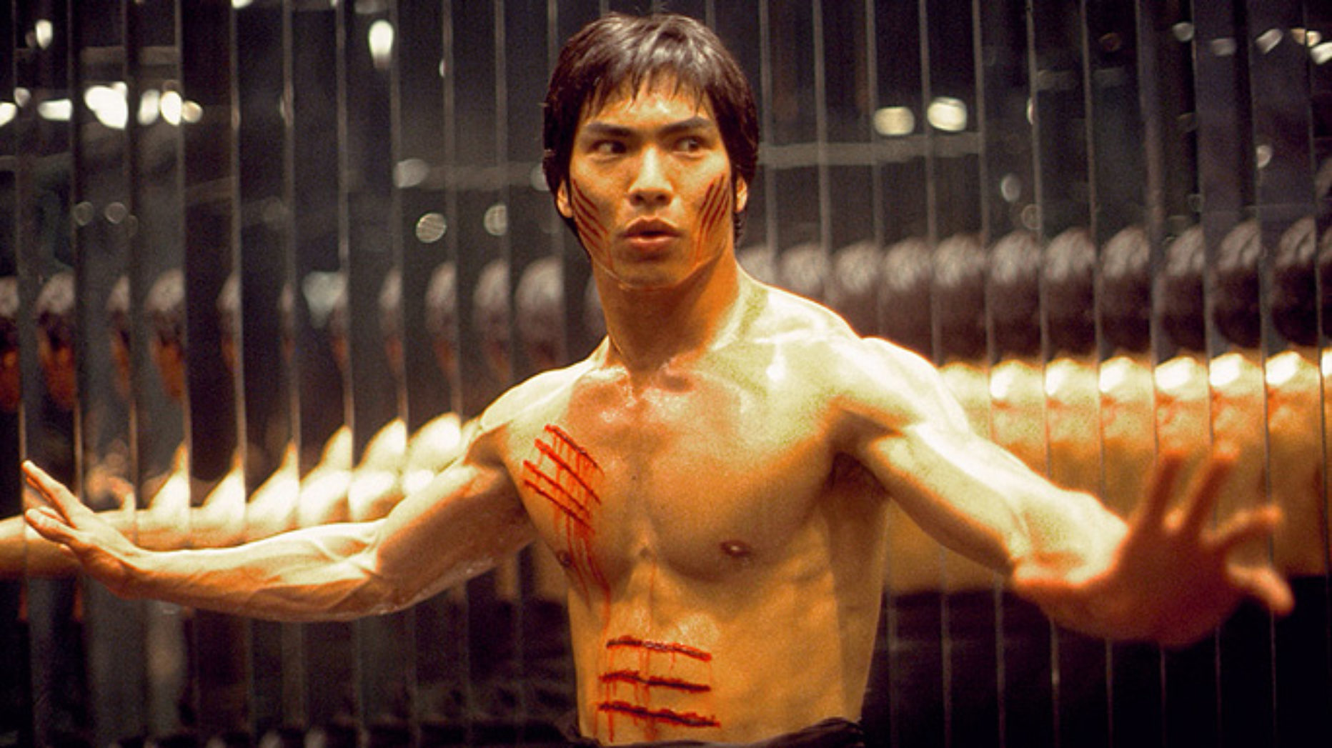 Props to Jason Scott Lee for his portrayal of Bruce Lee