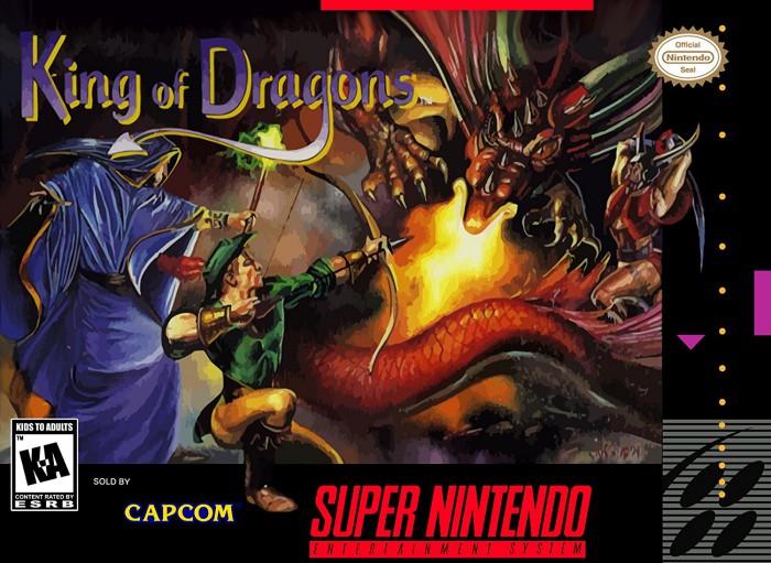 Pub: Capcom   Dev: Prism Kikaku   April 1994   16 MEGS