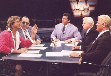 All time legends. Sadly, Vince is the only one still alive