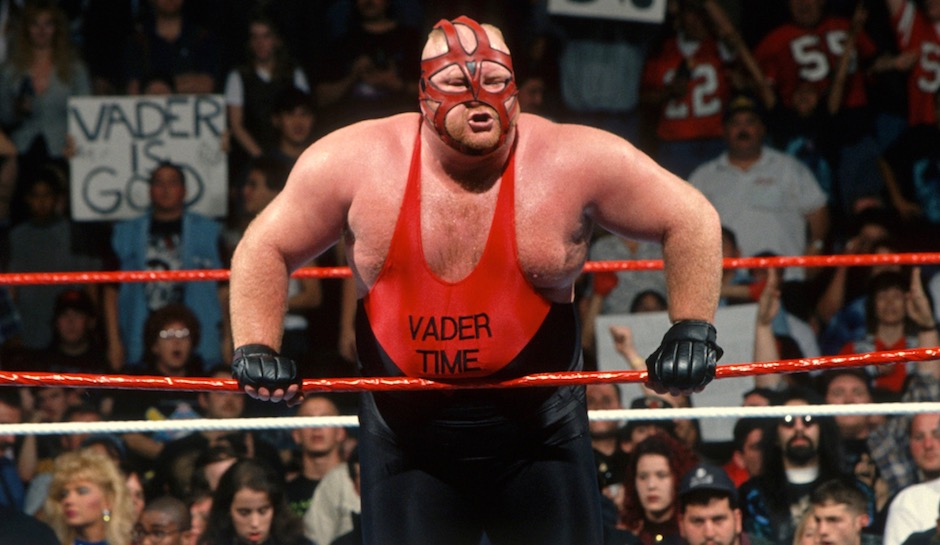 One of the best big men ever. R.I.P. Vader and Bobby
