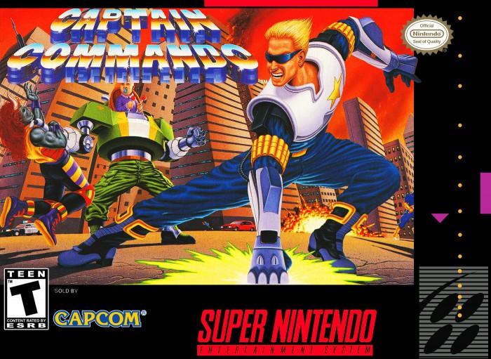 Pub & Dev: Capcom   August 1995   16 MEGS