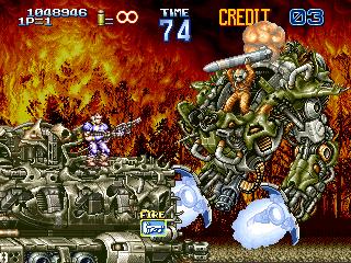 Gun Force II (1994)