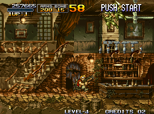 Metal Slug (May 1996)