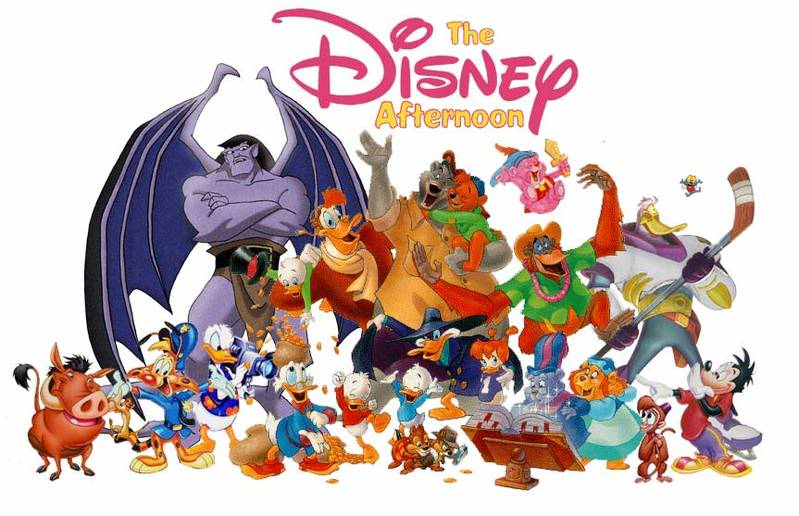 Thanks for all the memories, Disney Afternoon!