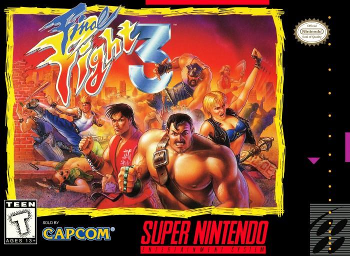 Pub & Dev: Capcom | January 1996 | 24 MEGS