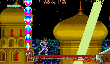 Strider was such a cool game