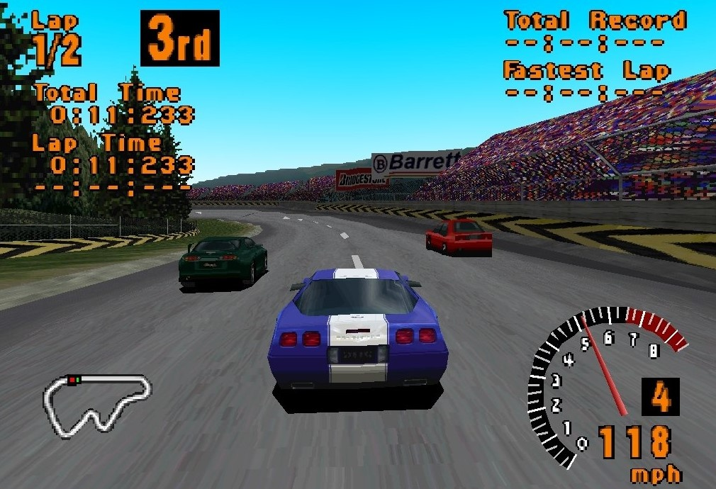 Gran Turismo was a huge deal back in 1997