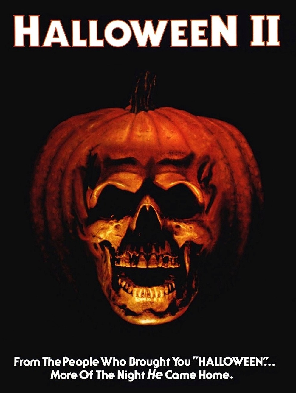 Halloween II film cover