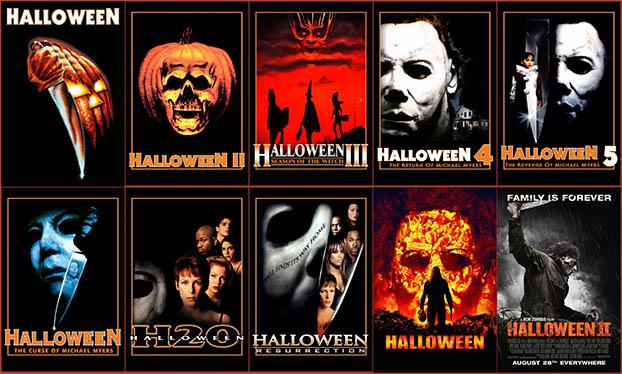 Halloween-posters