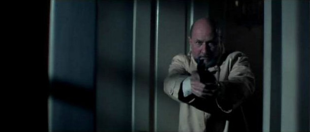 Ah, good old Donald Pleasence to the rescue