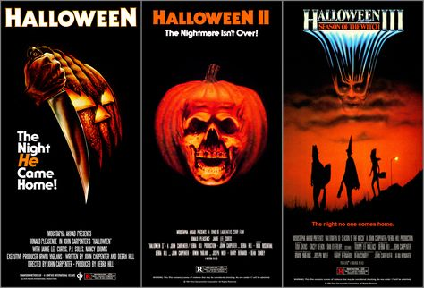 If only it wasn't billed as Halloween III