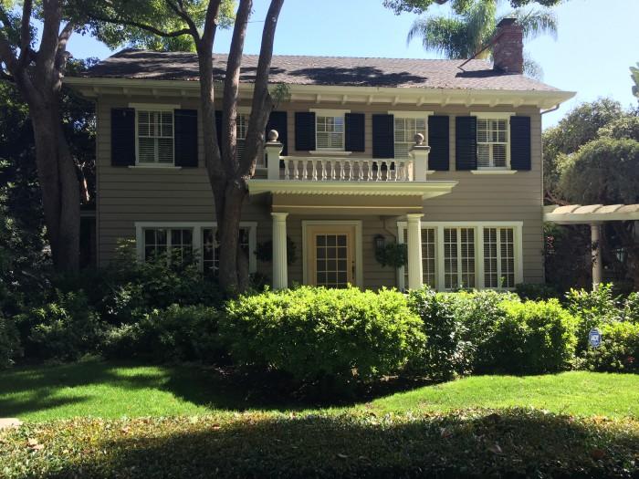 The Doyle House