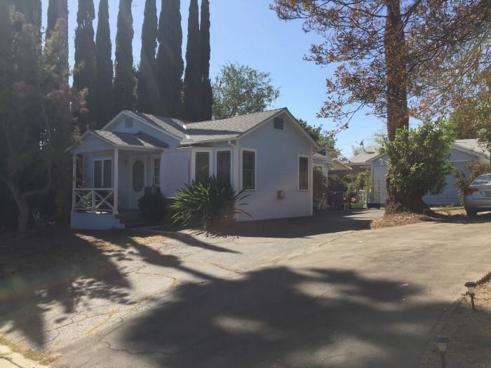 Mrs. Elrod's house