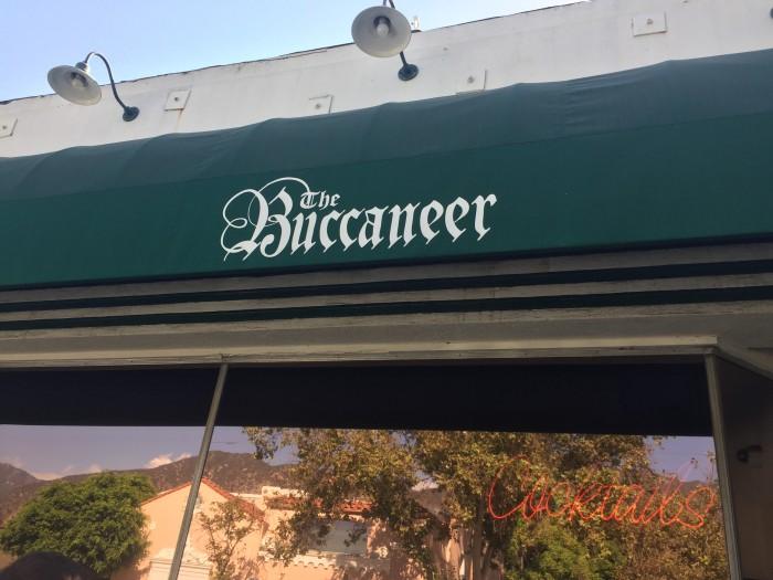 The Buccaneer from Halloween III