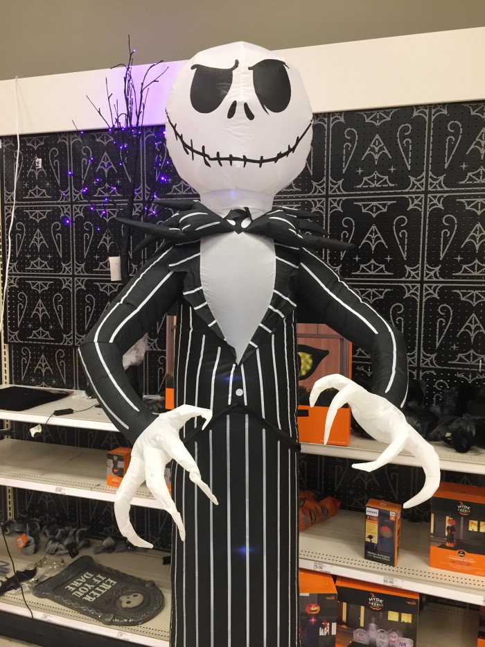 Hello Jack Skellington!