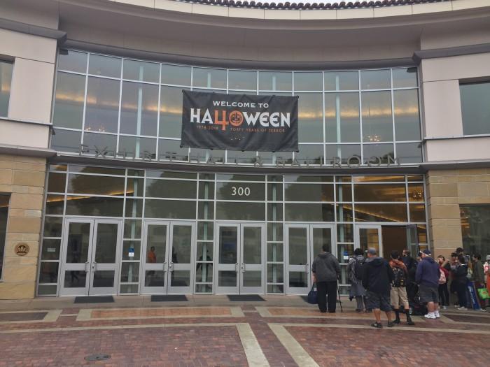 Saturday, October 13. Halloween Convention