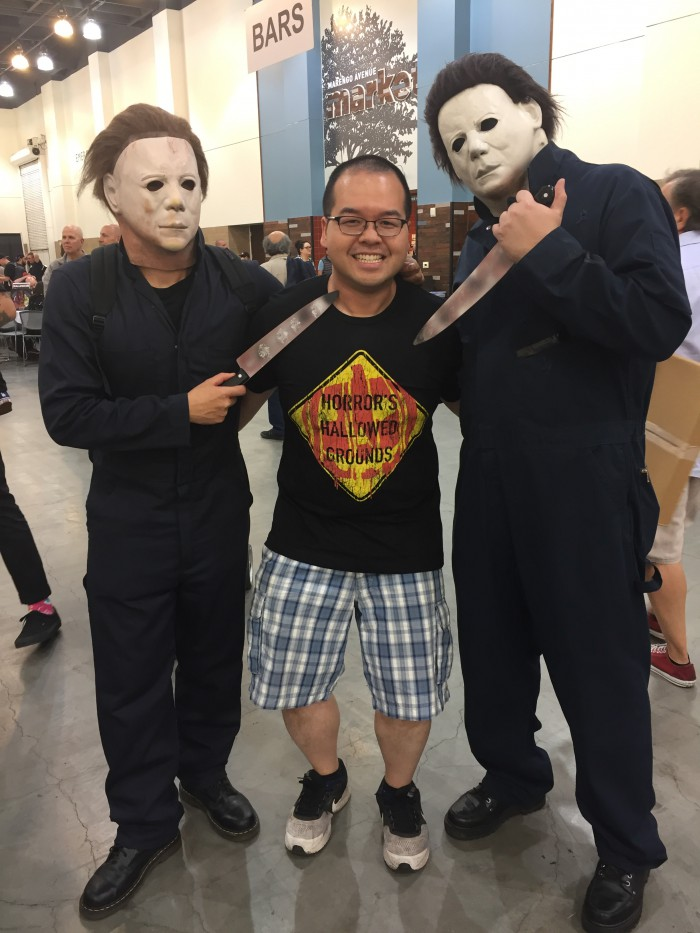 Flanked by two Boogeymen!