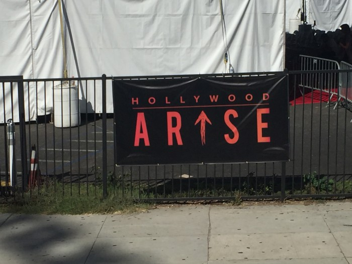 My new friend next to me said Artse. I only saw ARSE