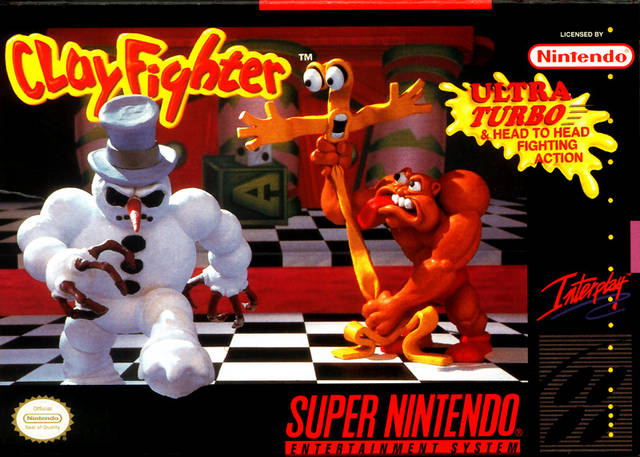 Love it or hate it, Clay Fighter was a big deal in '93