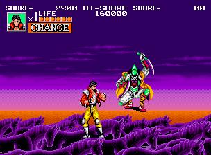 Arcade version