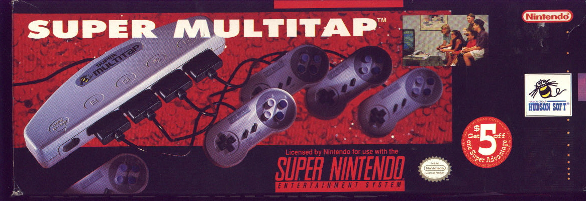 SuperMultitap