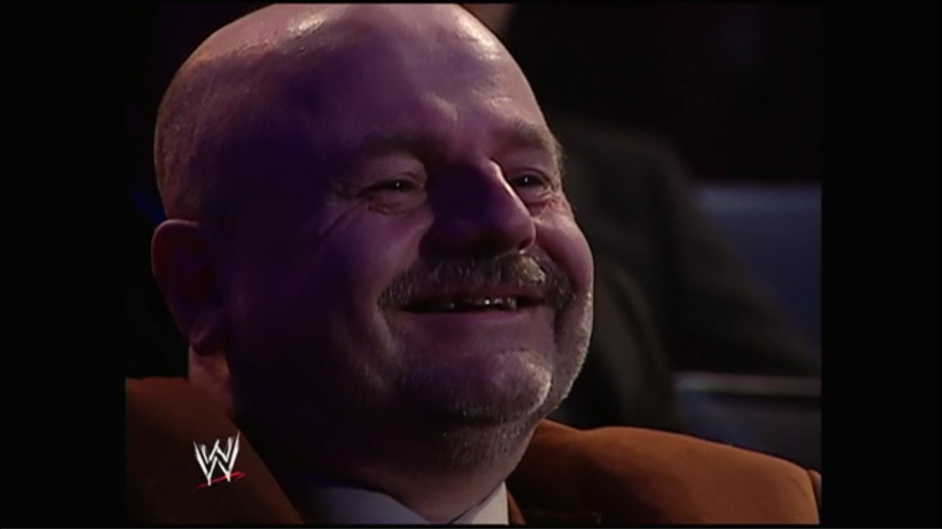 Howard Finkel twinkles at the (mis)adventures