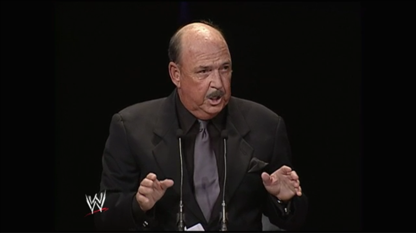 "Jesse Ventura gave me the moniker ""Mean Gene"""