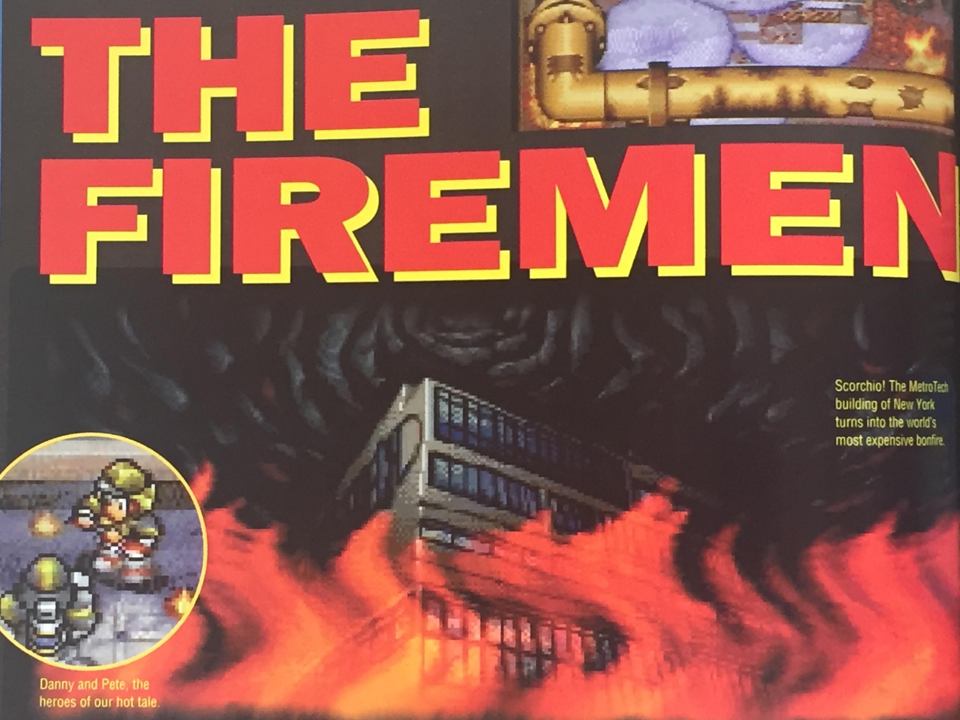 FireMenSP
