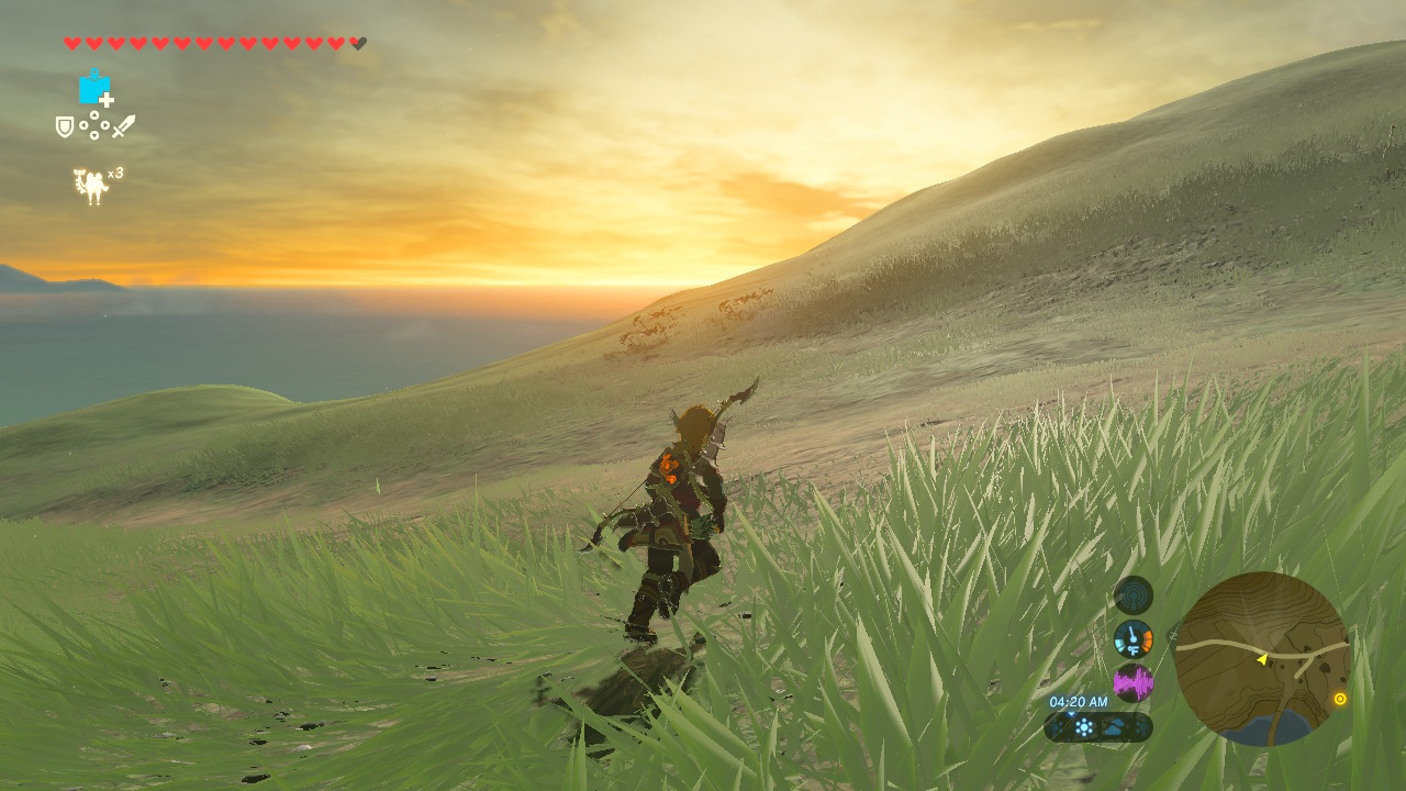 Such a gorgeous sunrise