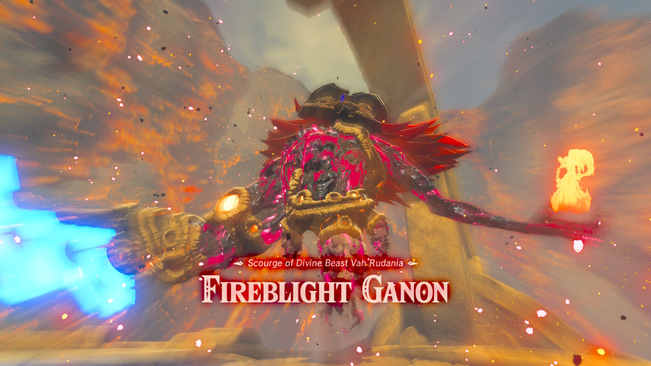 I like how they call all the Divine bosses the Scourge