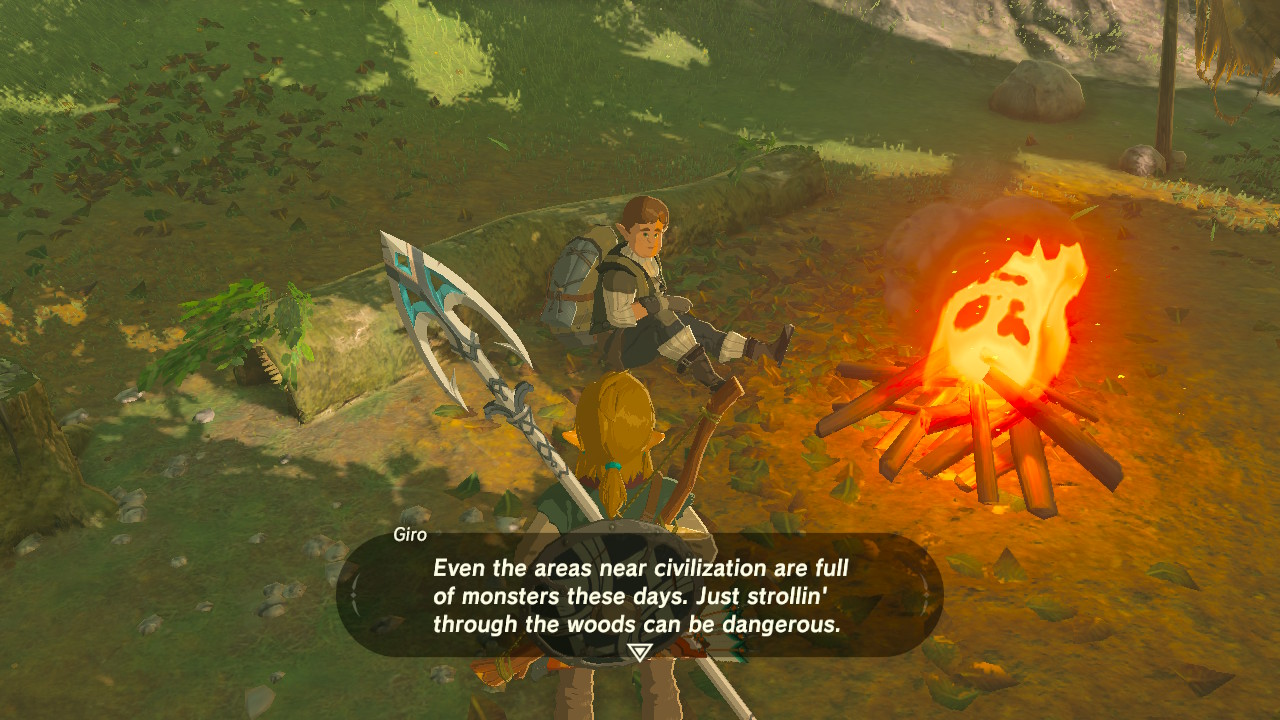 Under siege is Hyrule...