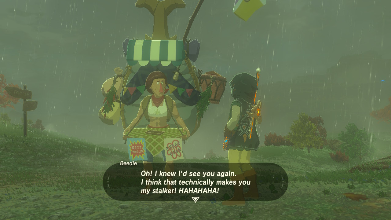 Oh Beedle...