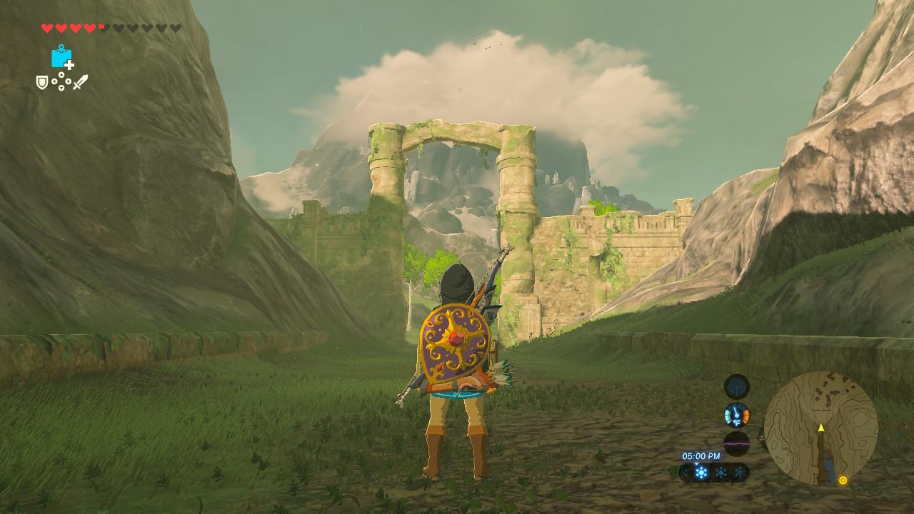 Unlock Link's memories...