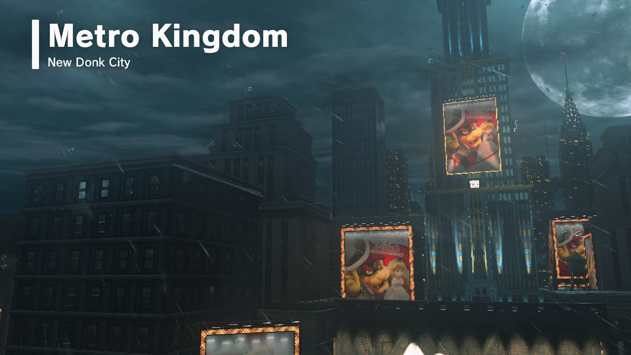 Metro Kingdom and New Donk City are mind-blowing