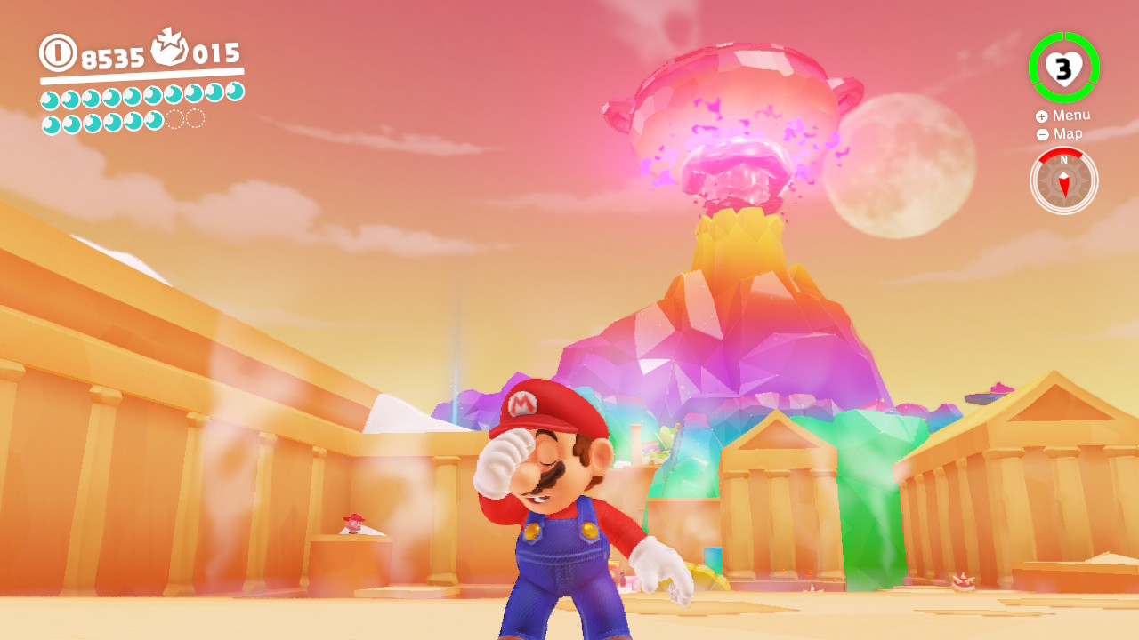 Luncheon Kingdom earns points for creativity