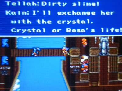 Plenty of story twists abound in FINAL FANTASY II
