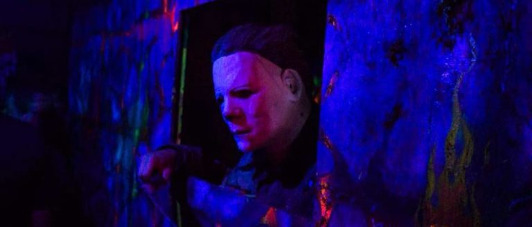 Michael Myers almost attacked me that night!