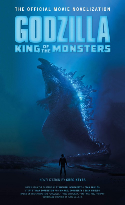 Titan Books also published Godzilla: King of the Monsters